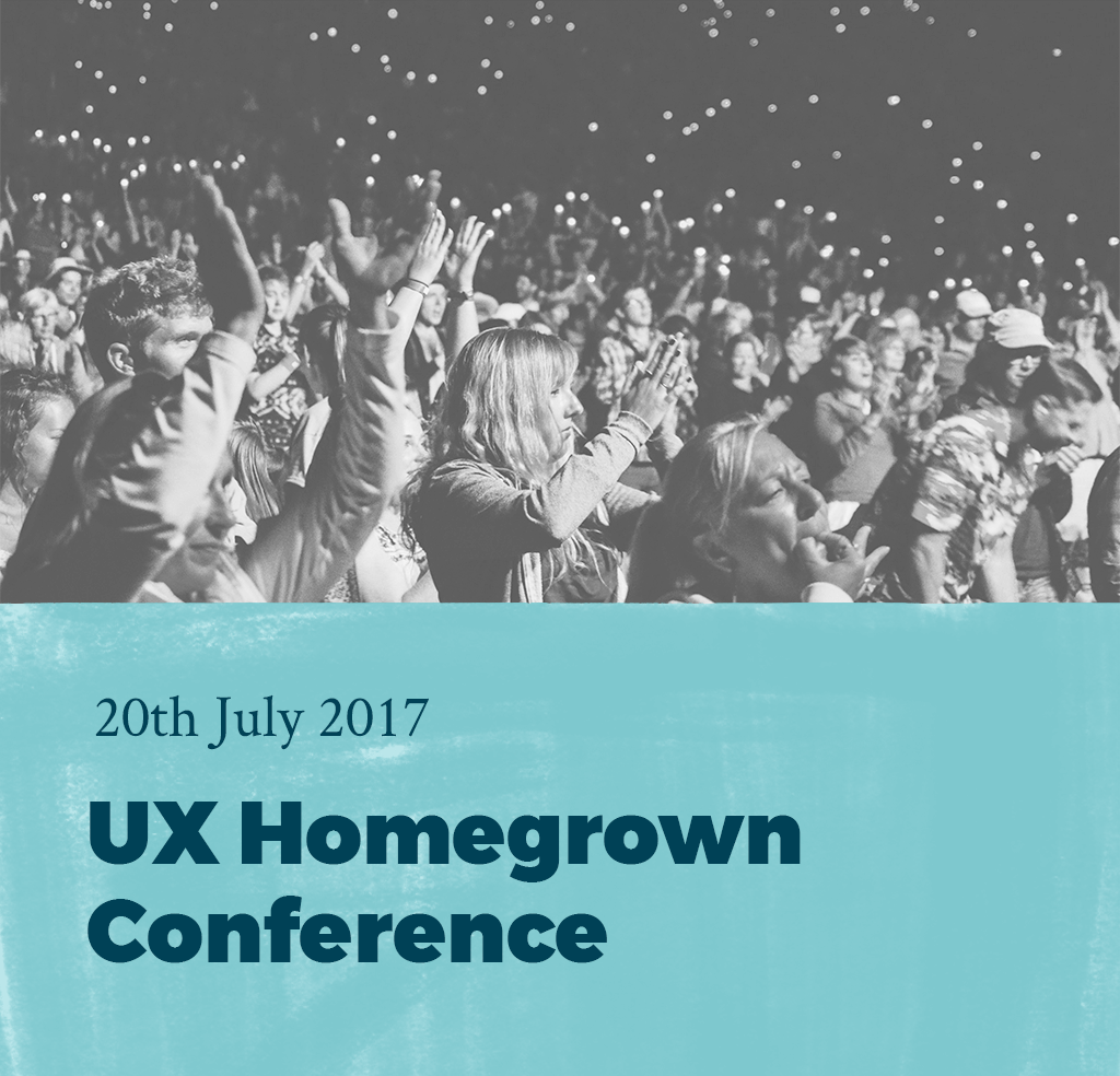 UX Homegrown 2017